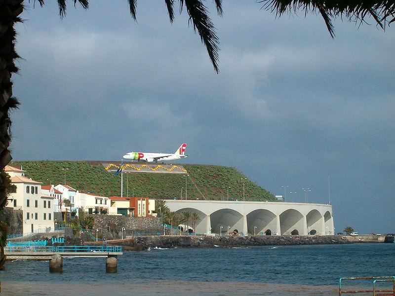 Аэропорт Madeira - Funchal (FNC)