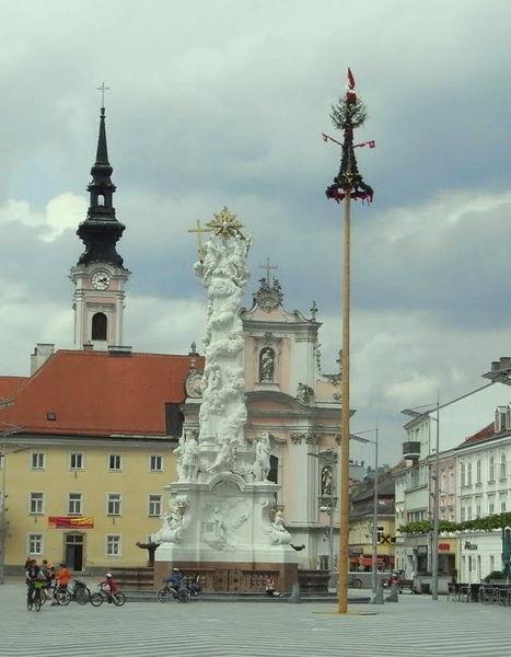 Ратуша в Санкт-Пёльтен