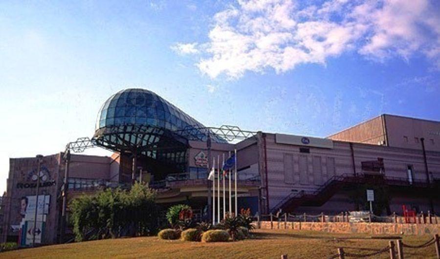 Centro Comercial La Rosaleda Málaga