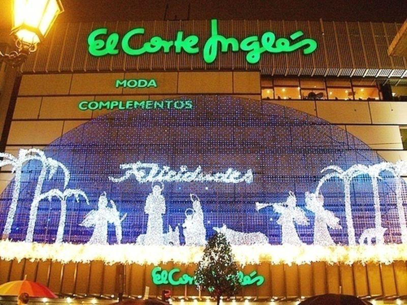 Centro Comercial El Corte Ingles Oviedo