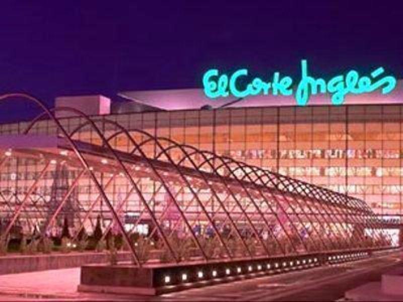 Centro Comercial El Corte Ingles Gijón