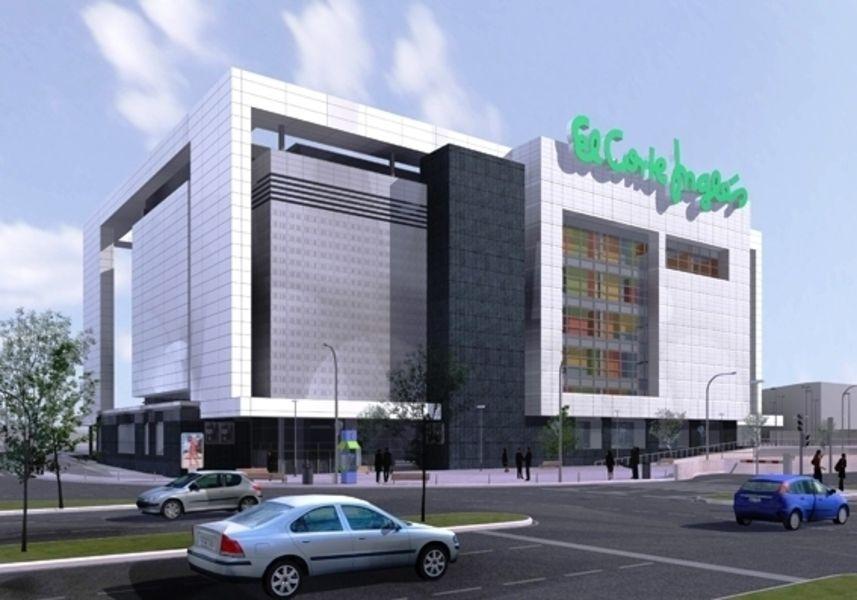 Centro Comercial El Corte Ingles Albacete