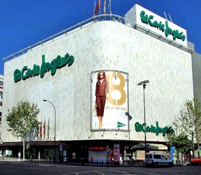 Centro Comercial El Corte Ingles Córdoba