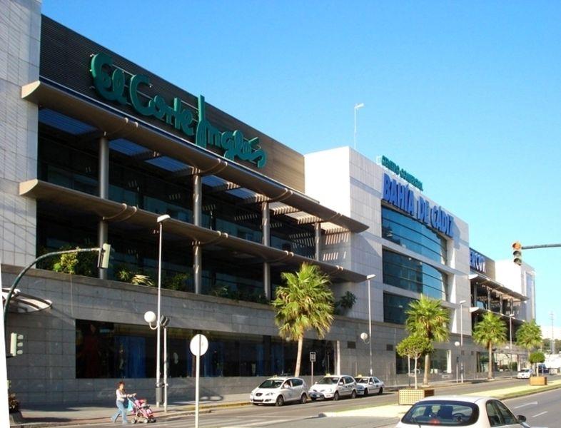 Centro Comercial El Corte Ingles Cádiz