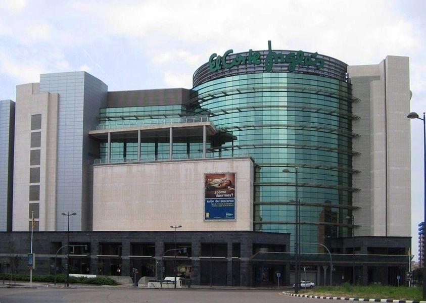 Centro Comercial El Corte Ingles Valencia