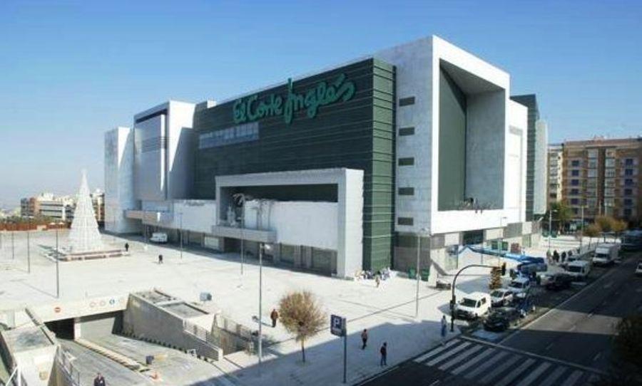 Centro Comercial El Corte Ingles La Coruña