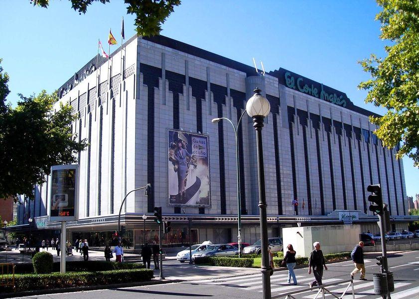 Centro Comercial El Corte Ingles Valladolid