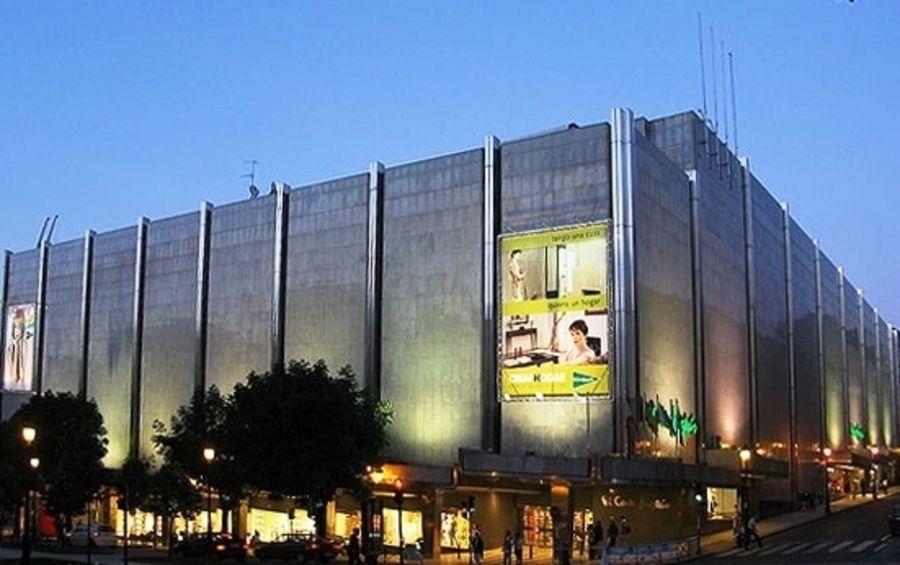 Centro Comercial El Corte Ingles Vigo