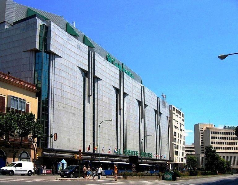 Centro Comercial El Corte Ingles Palma de Mallorca