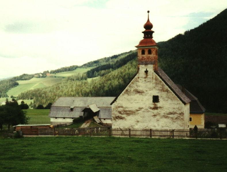 Монастырь в Санкт-Ламбрехт