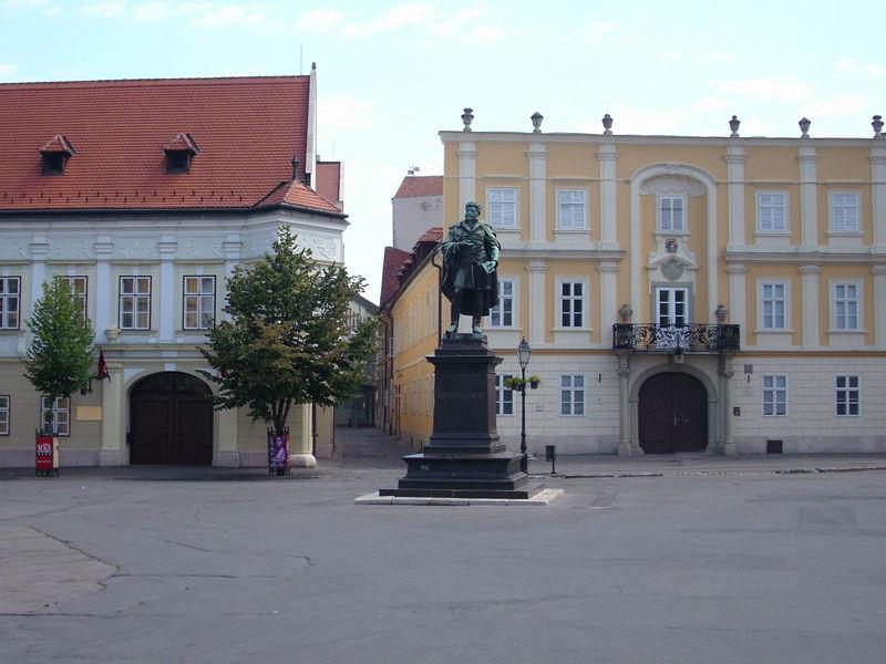 Площадь Венских ворот