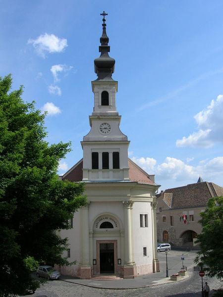 Лютеранская церковь в Буде