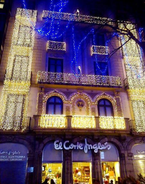 Centro Comercial El Corte Ingles Bilbao