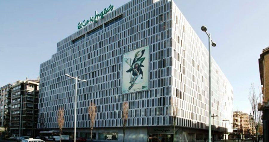 Centro Comercial El Corte Ingles Pamplona