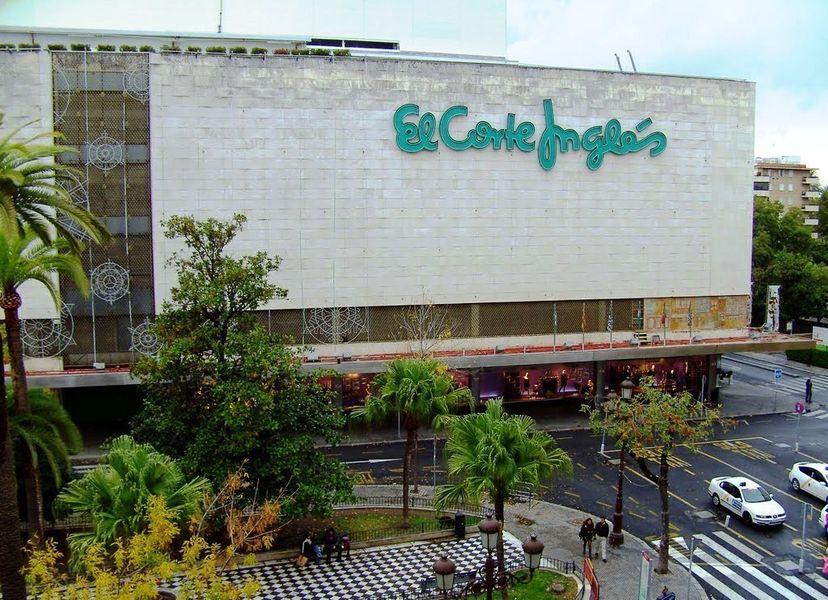 Centro Comercial El Corte Ingles Sevilla