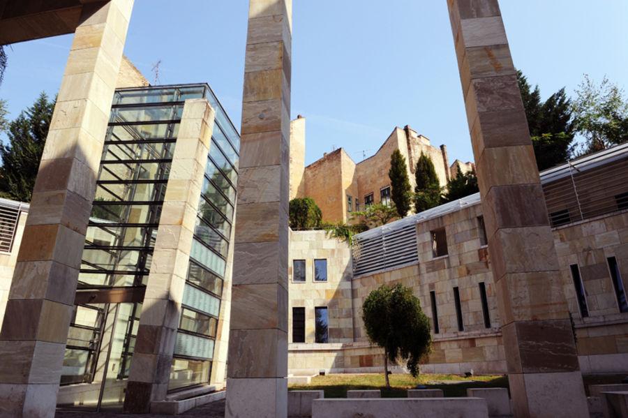 Будапештский мемориальный центр Холокоста