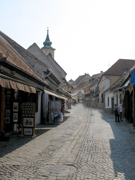 Улица Богдани