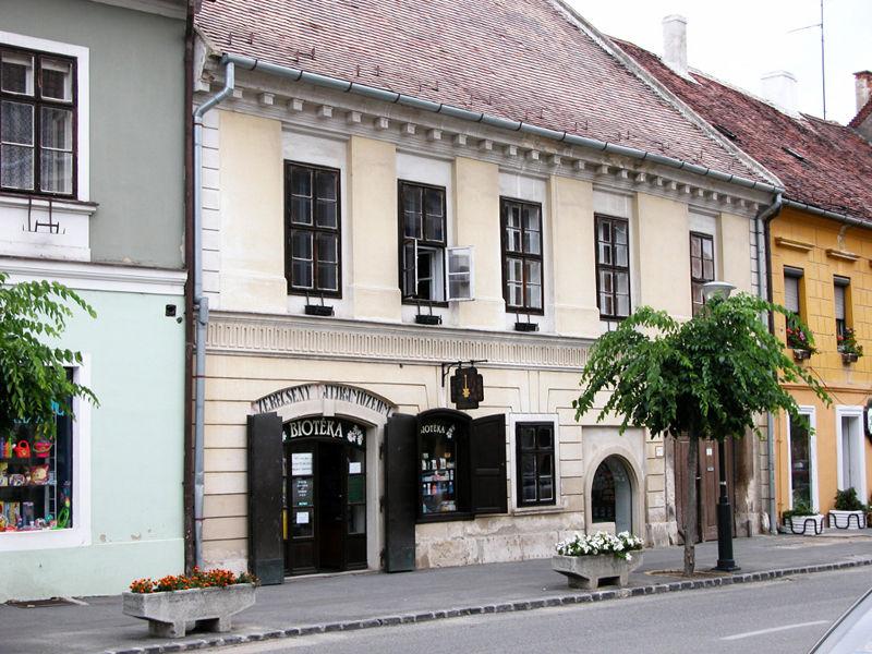 Музей фармацевтики «Золотой единорог»