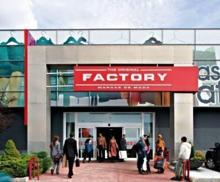 Centro Comercial Factory San Sebastián de los Reyes Madrid