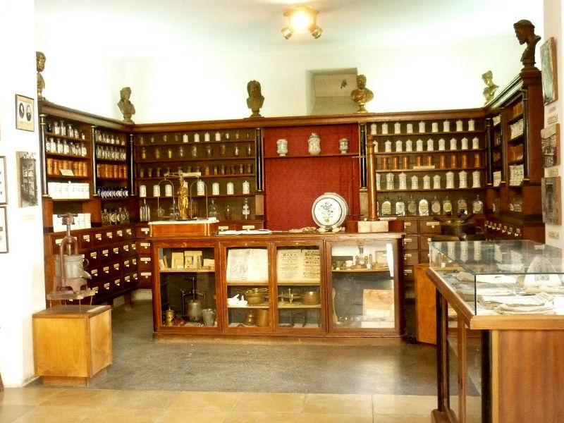Музей-аптека