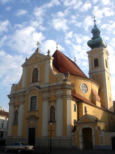 Церковь и монастырь кармелитов