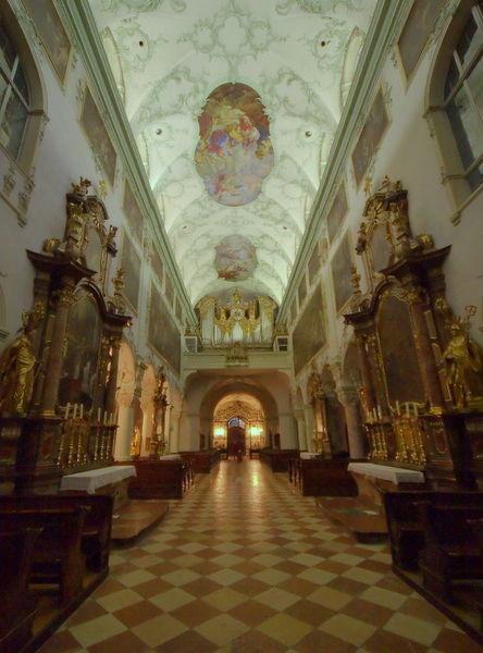 Монастырь Св. Петра в Зальцбурге