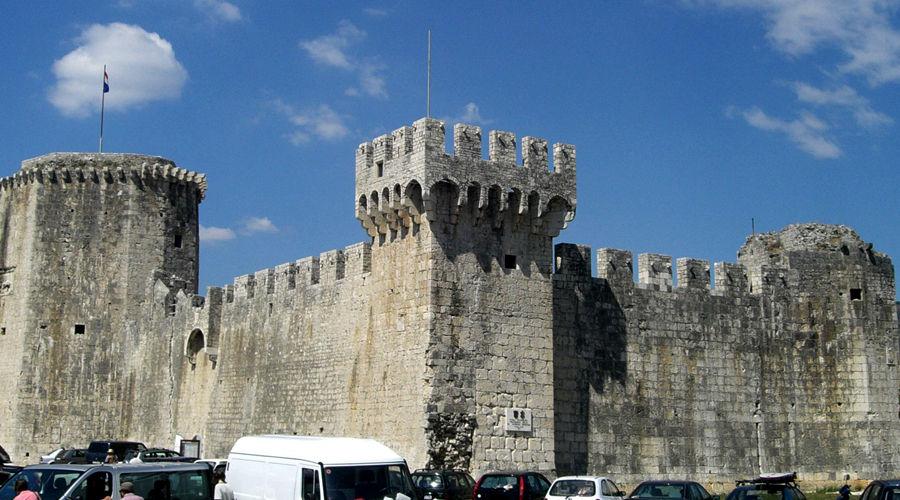 Замок Камерленго и башня Св. Марка