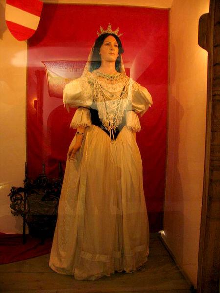 Музей кукол и восковых фигур