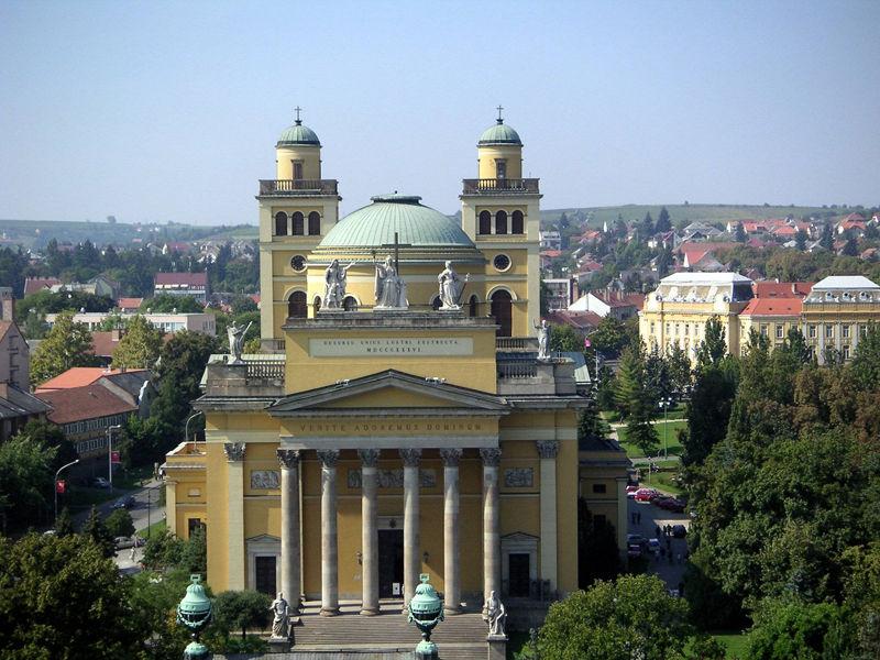 Кафедральный собор Эгера