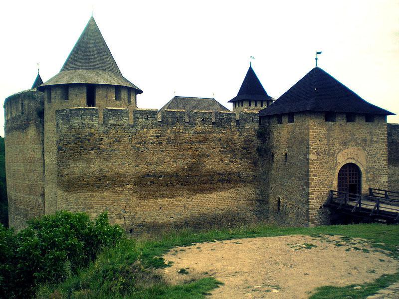 Замок Эгера