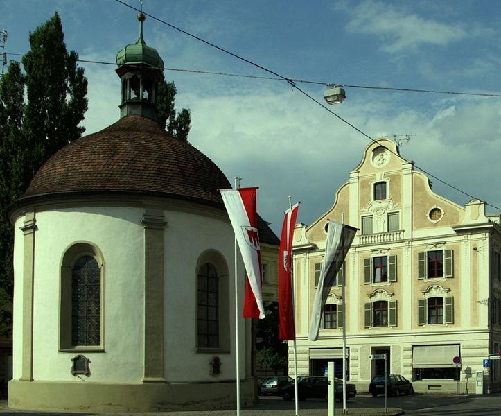 Капелла Святого Георга