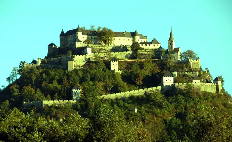 Замок Хохоштервиц
