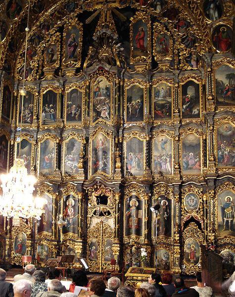 Греческая православная церковь и музей