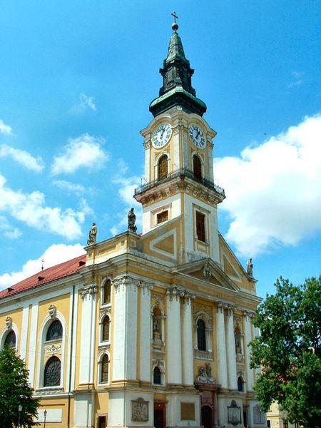 Большая католическая церковь