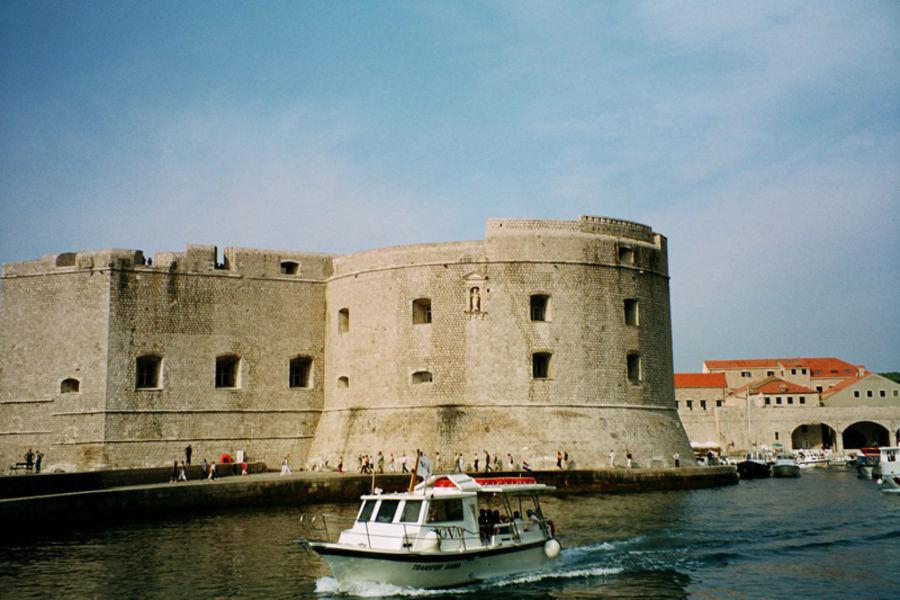 Форт Св. Иоанна в Дубровнике