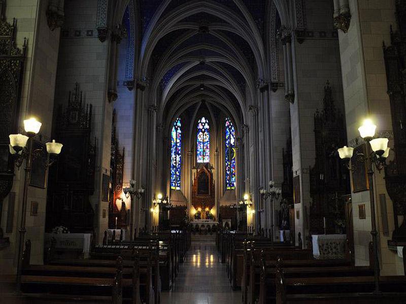 Церковь св. Франциска в Загребе