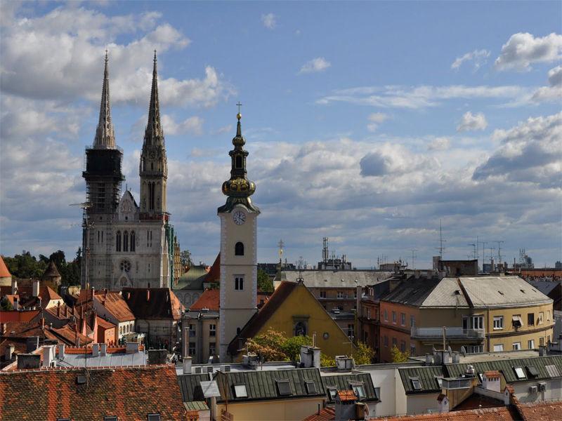 Церковь Cв. Марии в Загребе