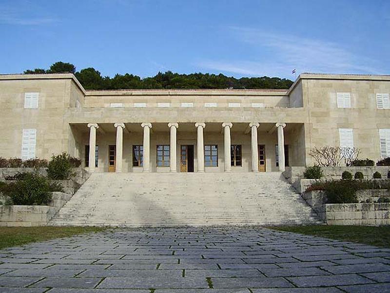 Галерея Мештровича в Загребе