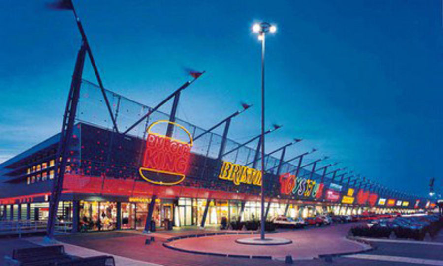 Shopping center Alexandrium