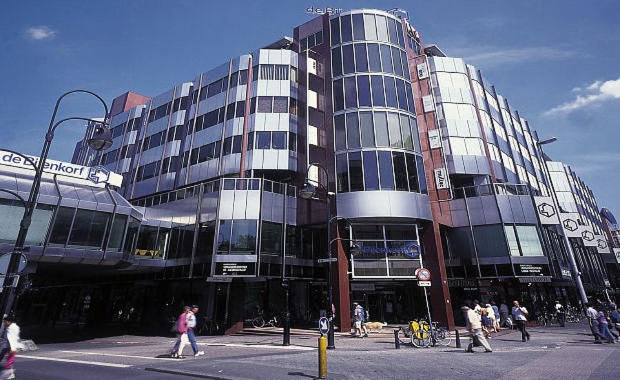 Shopping center De Bijenkorf Utrecht