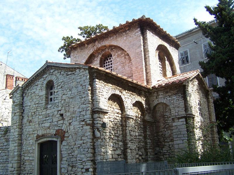 Церковь Св. Марии Формозы