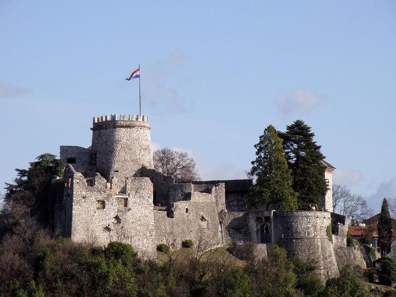 Замок Трсат