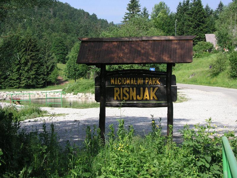 Национальный парк Рисняк