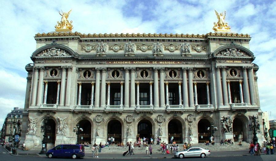 Национальная Опера-Гарнье