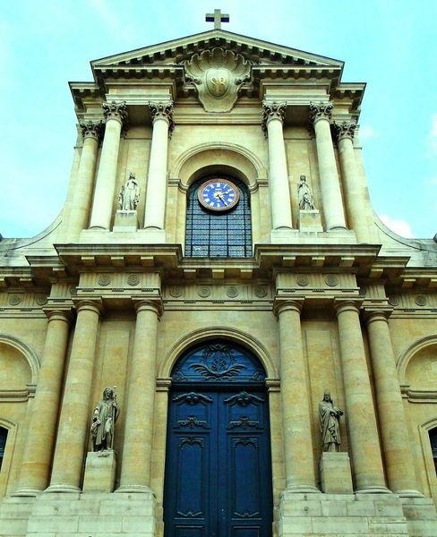 Церковь Сен-Рок