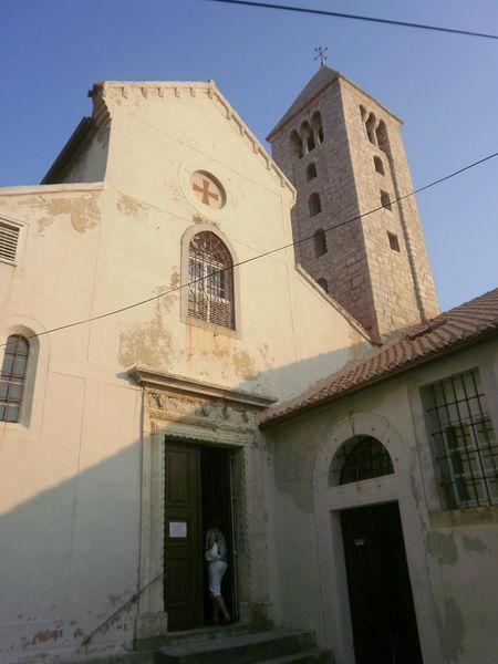 Монастырь и церковь Св. Андрея