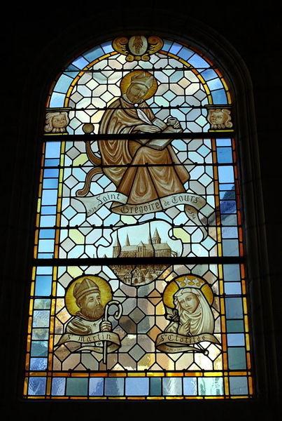 Церковь Сент-Клотильд