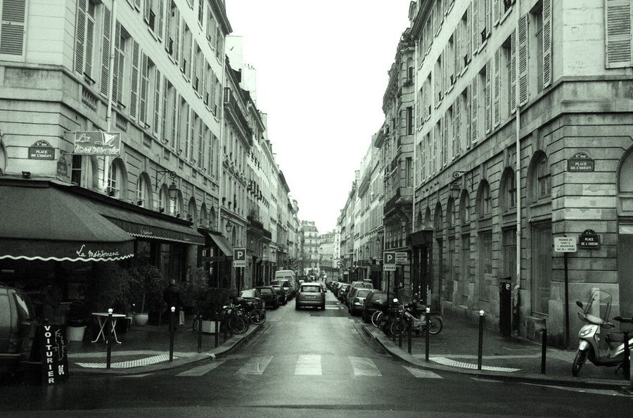 Улица Одеон