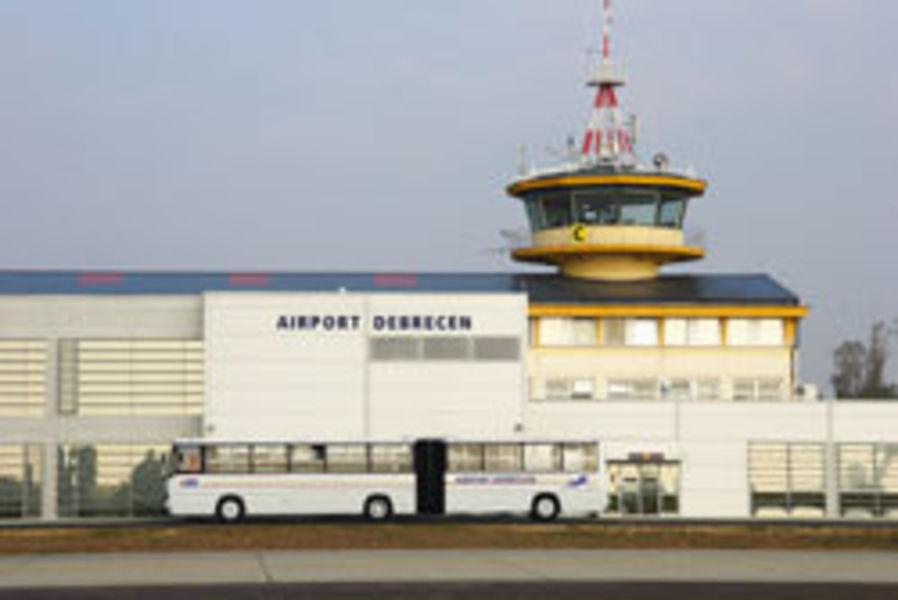 Аэропорт Дебрецен