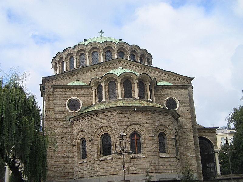 Церковь Света Неделя